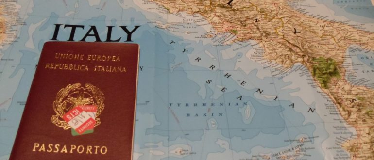Италия - жемчужина ЕС